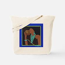 New Mexico Pueblo Woman Tote Bag
