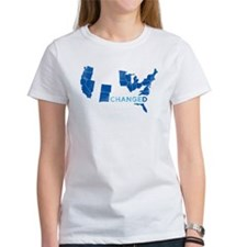 Obama Changed the Map (Tee)