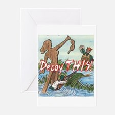 Decoy THIS! Greeting Cards (Pk of 10)