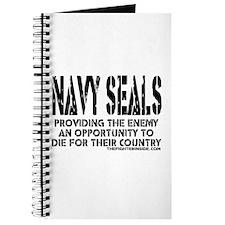 NAVY SEALs Providing the Enem Journal