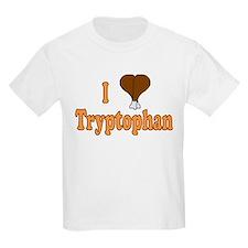 I Love Tryptophan T-Shirt
