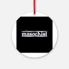 Masochist Ornament (Round)