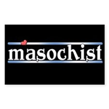 Masochist Decal