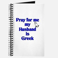 Prey for me my Husband is Greek Journal