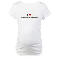 I Love Taylor Dee Waymark 4 E Shirt