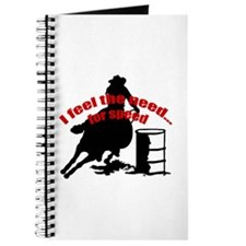 Barrel racing need for speed Journal