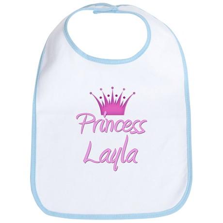Princess Layla Bib