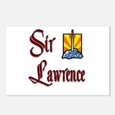 Sir Lawrence Postcards (Package of 8)
