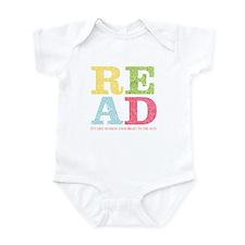 read Infant Bodysuit