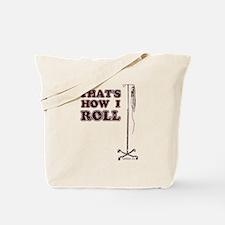 How I Roll (dist.) Tote Bag
