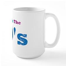 Stuck in the 80's Mug