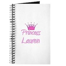 Princess Lauren Journal