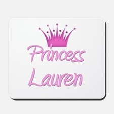 Princess Lauren Mousepad