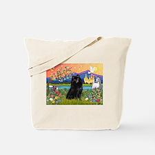 Fantasy Land Schipperke Tote Bag