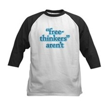 free-thinkers aren't Tee