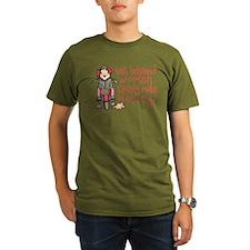 Circle_series_Locomotive - T-Shirt