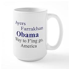 Way to go Mug
