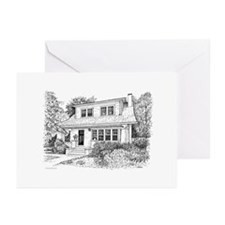 Our House Greeting Cards (Pk of 10)
