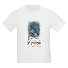 Pray for President Obama - T-Shirt