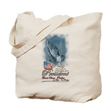 Pray for President Obama - Tote Bag