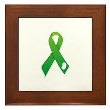 Kidney Donation Awareness Framed Tile
