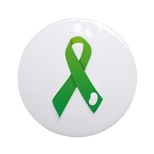 Kidney Donation Awareness Ornament (Round)