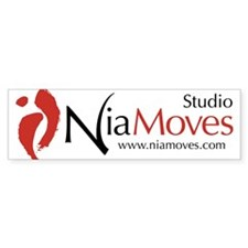 Studio NiaMoves Bumper Bumper Sticker