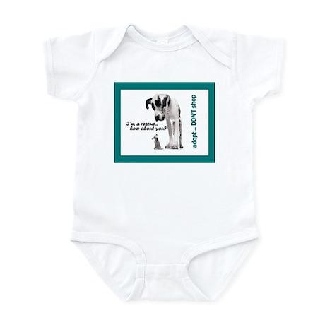 Adopt - DON'T Shop! Infant Bodysuit