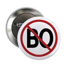 """No BO - NObama 2.25"""" Button"""