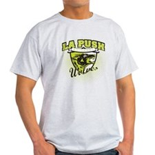 La Push Wolves Emblem (green) T-Shirt