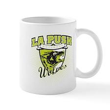 La Push Wolves Emblem (green) Mug