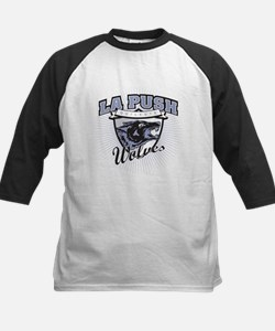 La Push Wolves Emblem (blue gray) Tee