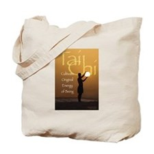 Tai Chi Sun/Energy Ball<br>Tote Bag