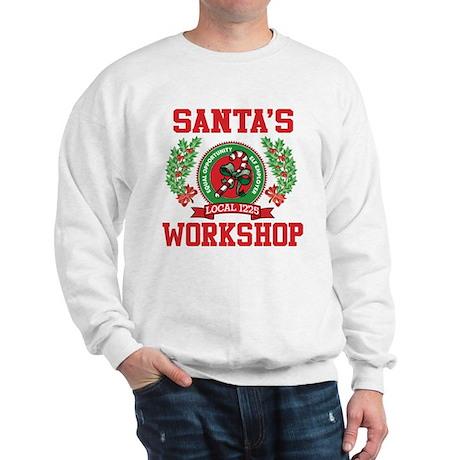 SANTA'S WORKSHOP Sweatshirt