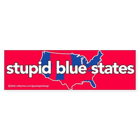 stupid blue states