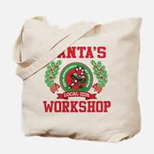 SANTA'S WORKSHOP Tote Bag