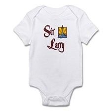 Sir Larry Infant Bodysuit