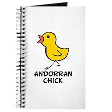 Andorran Chick Journal