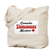 Canada Vancouver Mission - Tote Bag
