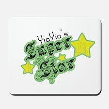 YiaYia's Super Star Mousepad
