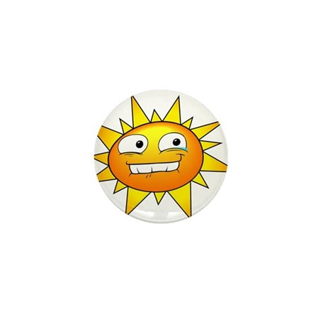 Sunshine Mini Button (10 pack)