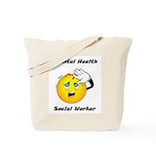 Mental Health Social Worker Tote Bag