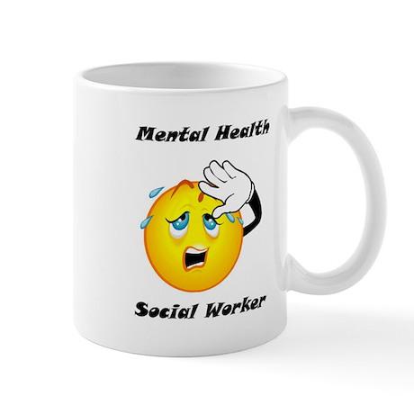 Mental Health Social Worker Mug