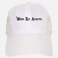 Wood Elf Acolyte Baseball Baseball Cap