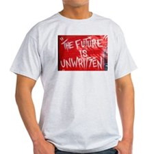 The Future is Unwritten T-Shirt