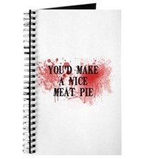 Sweeny Todd's Meat Pie Journal