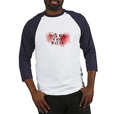 Sweeny Todd's Meat Pie Baseball Jersey