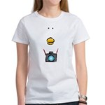 WTD: Big Face Women's T-Shirt