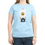WTD: Big Face Women's Light T-Shirt