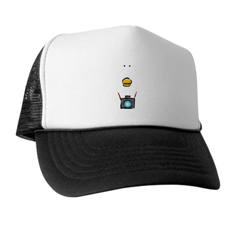 WTD: Big Face Trucker Hat